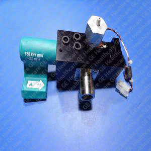 Auxiliary COM Gas Breathing Circuit Gas (BCG) Outlet
