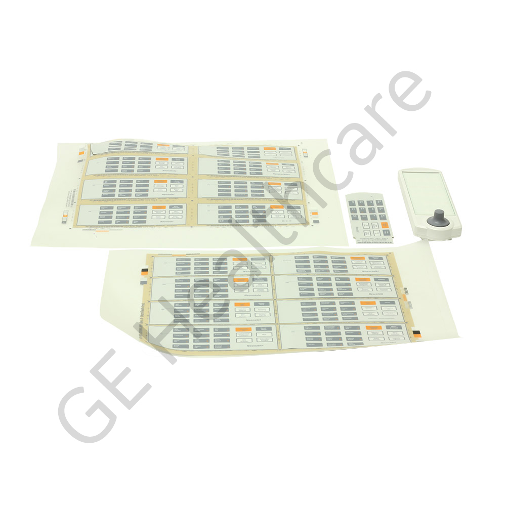 Kit Keypad Neonatal with Language Labels
