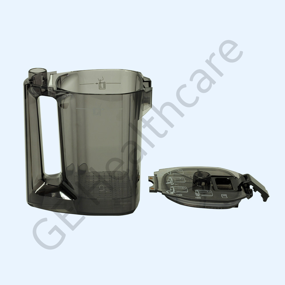 Reusable Canister Assembly