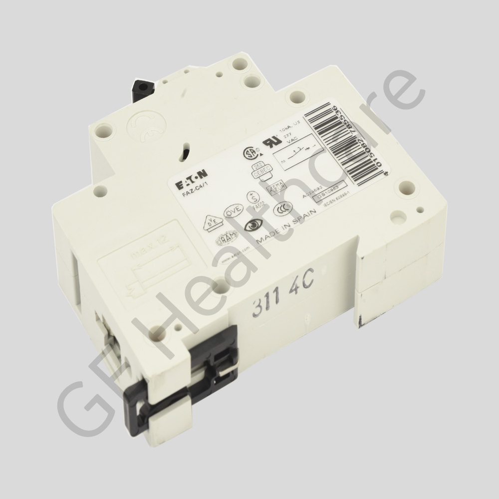 Breaker 4A-Step Motor Driver Assembly