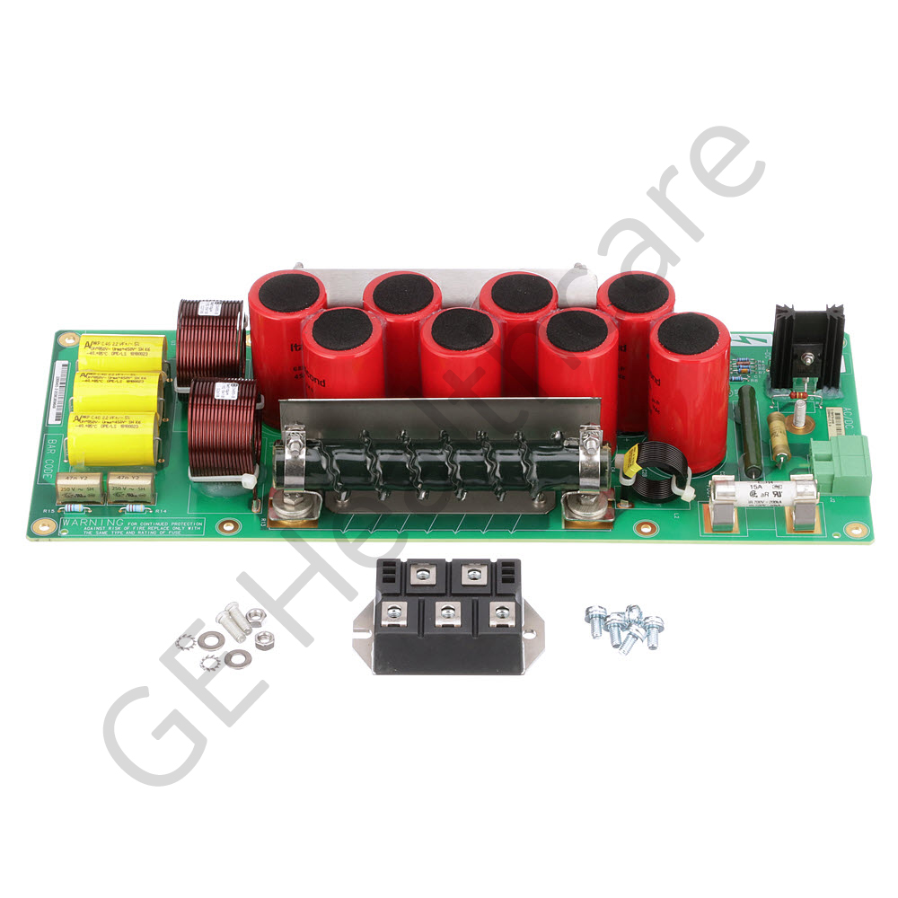 AC DC 3 Phase MID Power Assembly RoHS