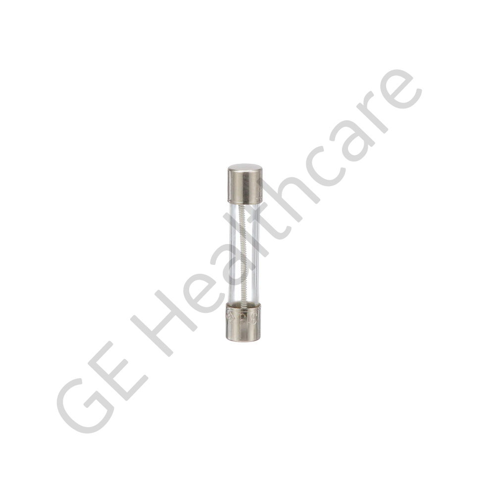 2.0A 250V Slow-Blow Fuse Type 3AG 1.25 x 0.25 Glass Body