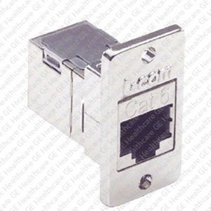 Kit Panel Coupler CAT6 Shielded RJ45