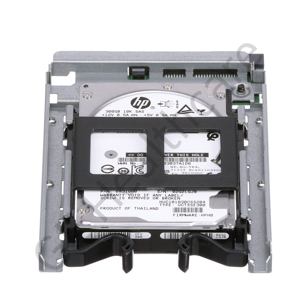 300GB SFF Hard Disk Drive with 2.5