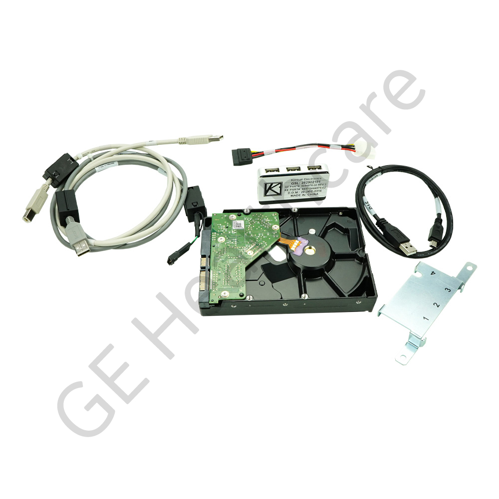 9900 Hard Drive and USB Hub Replacement Kit