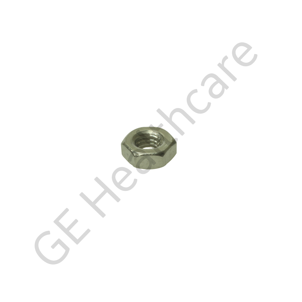 M3 X 0.5 Hexagonal Nut Stainless Steel