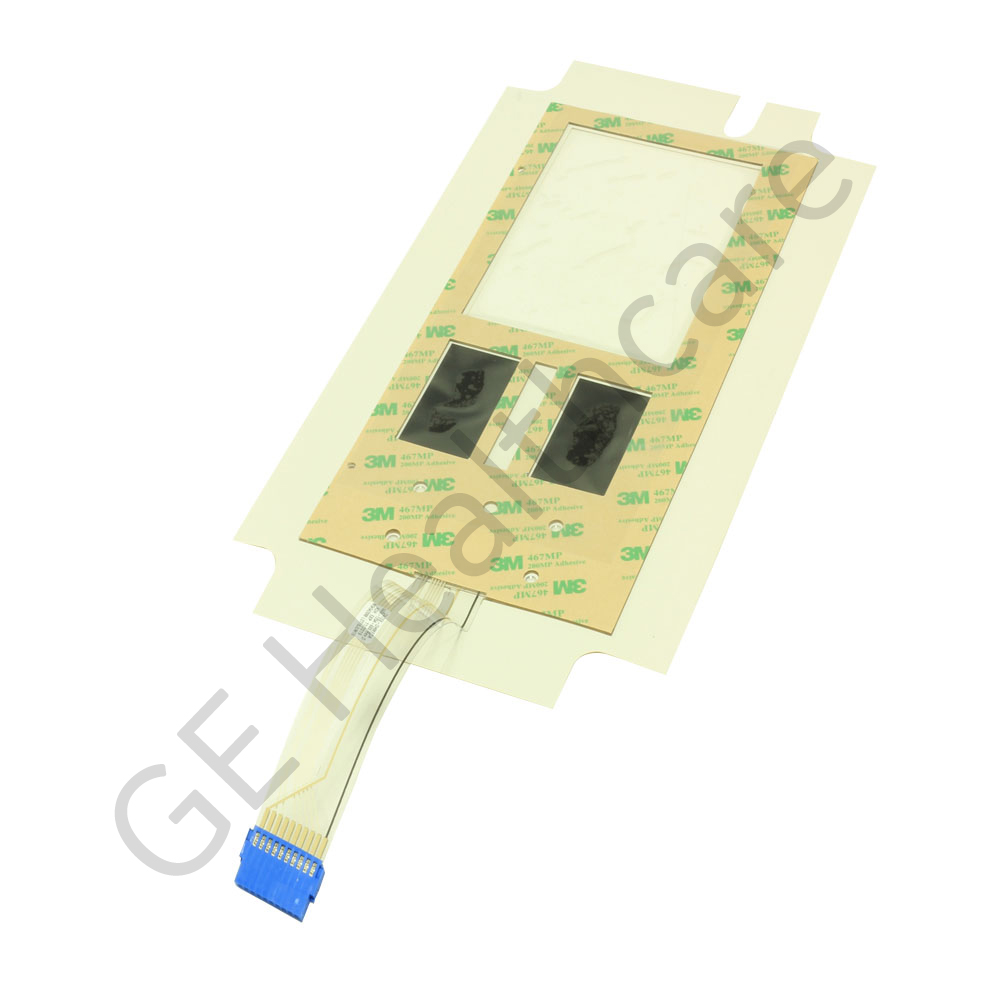 Touch Panel Assembly Giraffe Includes