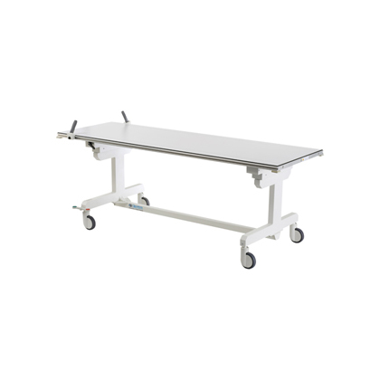 Quantum Medical Float-Top Non-Elevating Radiographic Table