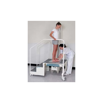 Weight Bearing Rolling Stand for Def8000, XR640, Disc650