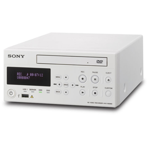 Sony« HVO-550MD Medical Grade HD Video Recorder (configuration requires Item No. E7010DF)