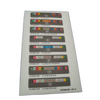 Label - Set Acquisition Lead Wire