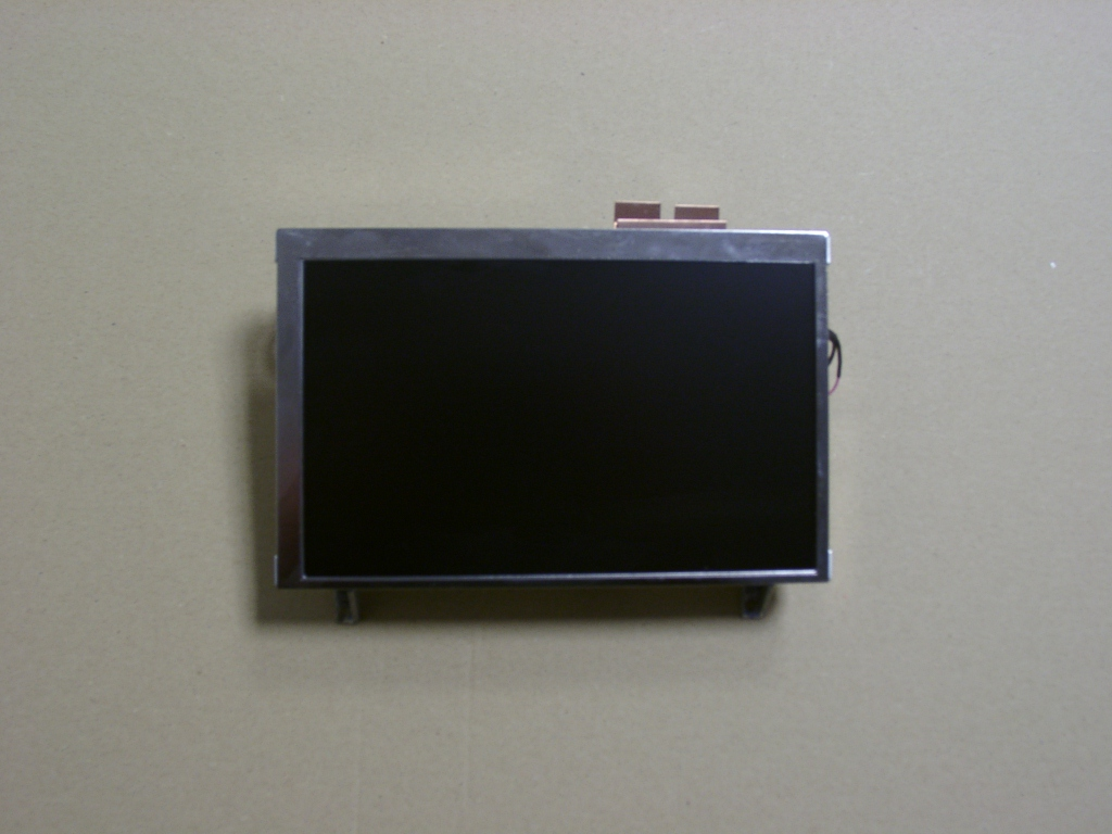 MAC 800 LCD Assembly